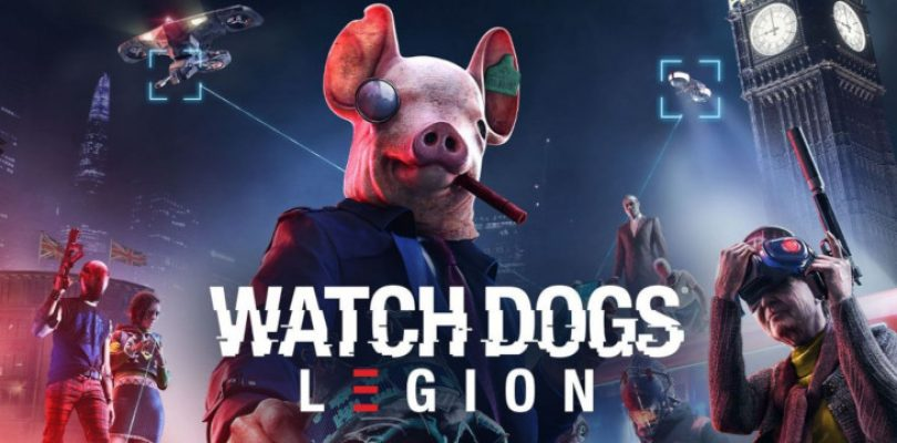 Watch Dogs Legions (Uplay)